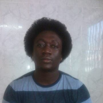 silas, 30, Ghana, Nigeria