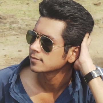 Vikas Gaikwad, 23, Nasik, India