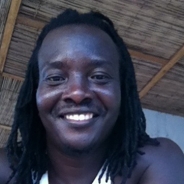 Jerry johnson, 32, Freetown, Sierra Leone