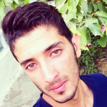 Mustafa Khan, 22, Kabul, Afghanistan