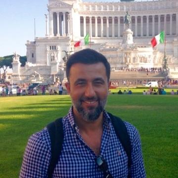 Altay, 39, Istanbul, Turkey