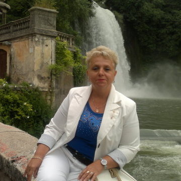 anna romashko, 55, Cassino, Italy