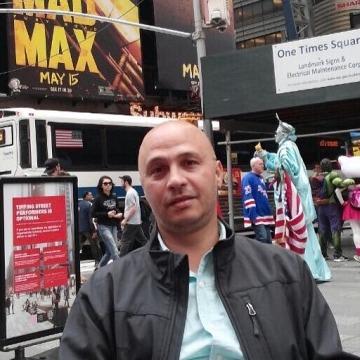 Ahmed Hassouna , 40, Hollywood, United States