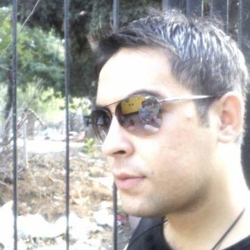 Soner Şenekoğlu, 27, Istanbul, Turkey