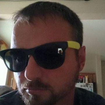 Mitch Flickinger, 35, Las Vegas, United States
