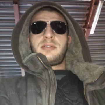 Sizmo Karelidze, 26, Tbilisi, Georgia