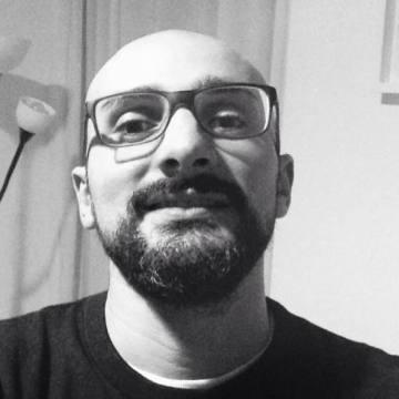 Samuele Gringeri, 34, Correggio, Italy