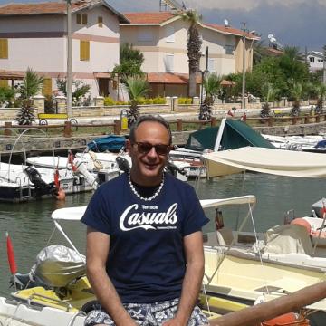 Ibrahim Danış, 52, Kusadasi, Turkey