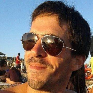 Demian Vergara, 34, Cordoba, Argentina