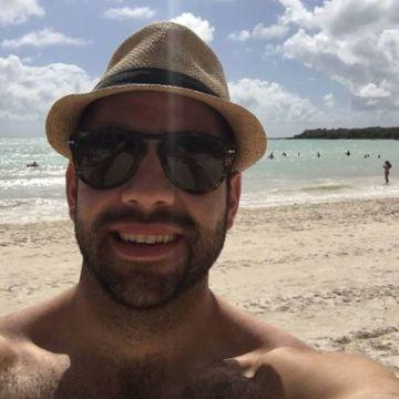 Jose Miguel, 31, Puebla, Mexico