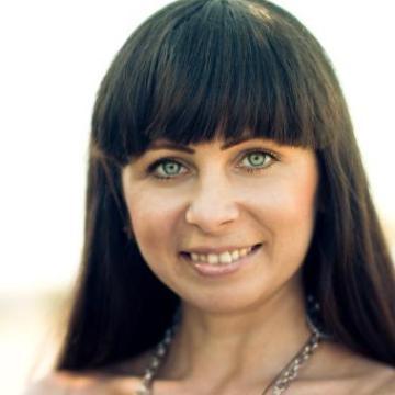 Olga Vukolova, 36, Kerch, Russia
