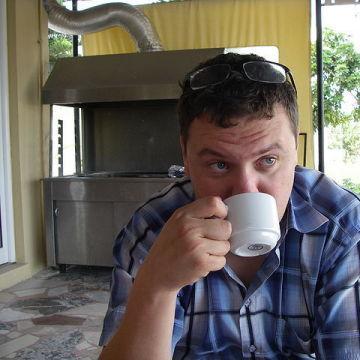 Vyacheslav Shirokov, 38, Moscow, Russia