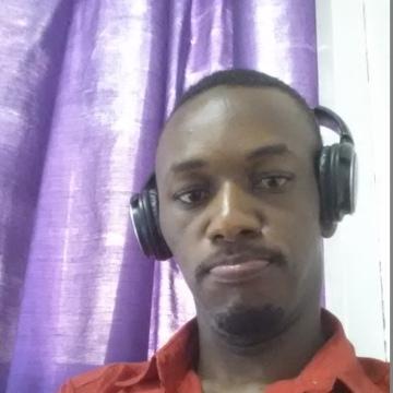 james, 29, Accra, Ghana
