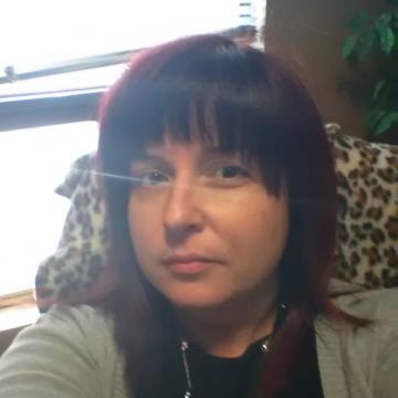 Christine, 41, Mississauga, Canada