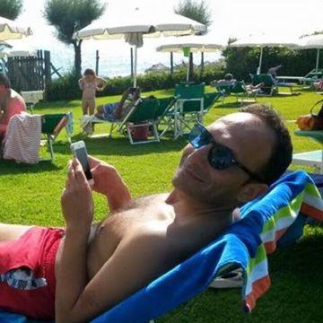 Carmine Pellegrino, 41, Rome, Italy
