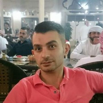Jalal Ladaa, 30, Al Ain, United Arab Emirates