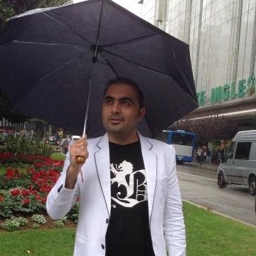 Nasser, 35, Dubai, United Arab Emirates