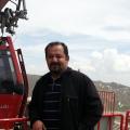 Mehmet Özakkoç, 39, Santos, Brazil