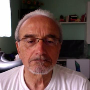 Giancarlo Scandurra, 76, Padova, Italy