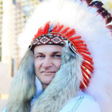Serge Yves, 49, Edmonton, Canada