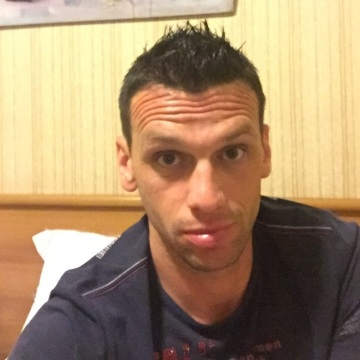 Daniel Eury, 33, Rome, Italy