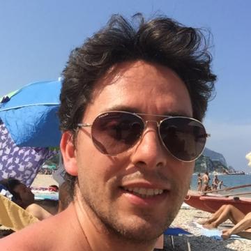 Francesco Trotta, 34, Bologna, Italy
