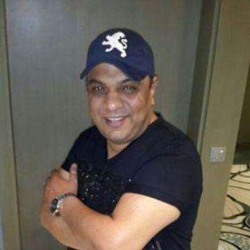 Raj Deziboys, 31, Dubai, United Arab Emirates