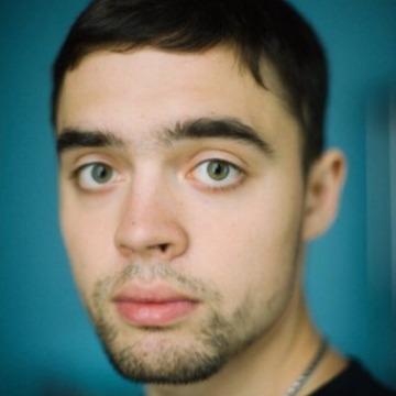 Artem Loshchilin, 23, Moscow, Russia