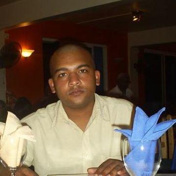 Sauterelle Patrick, 32, Dubai, United Arab Emirates