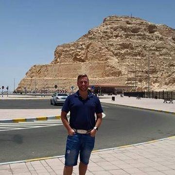 Adam Joy, 35, Abu Dhabi, United Arab Emirates