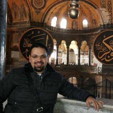 Ahmed Sengr, 32, Cairo, Egypt