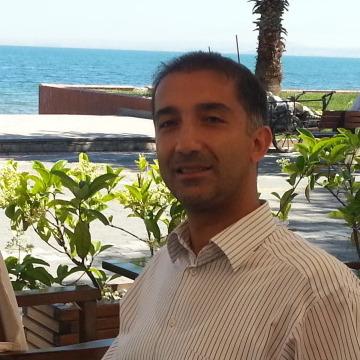 Eray Kar, 40, Yalova, Turkey
