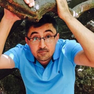 Seyfettin Ozkan, 37, Ankara, Turkey