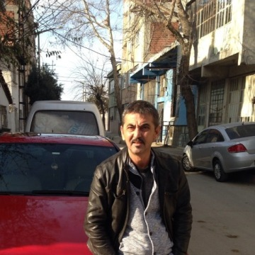 Sedat, 40, Bursa, Turkey