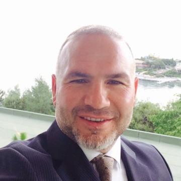 Nedim Kaya, 43, Istanbul, Turkey