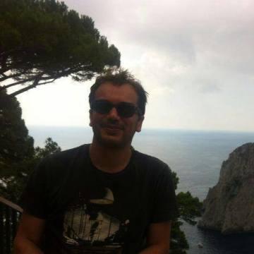 Antonello Mainente, 33, Verona, Italy