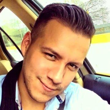 Fabian Esquivel, 29, Distrito Federal, Mexico