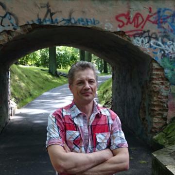 Romans Vorobejs, 48, Riga, Latvia