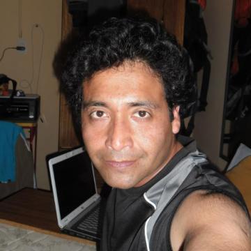 Nelson Flores, 44, Concepcion, Chile