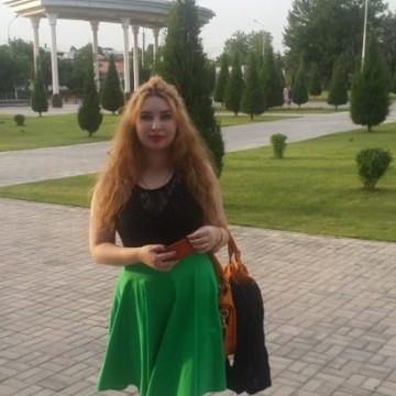Eva, 27, Tashkent, Uzbekistan