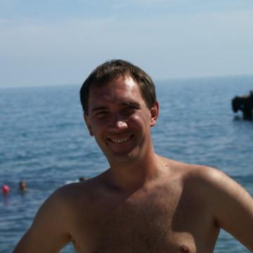 Roman Goryelov, 44, Zaporozhe, Ukraine