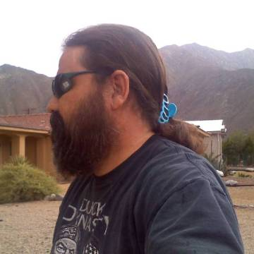Scotti Myers, 46, Palm Springs, United States