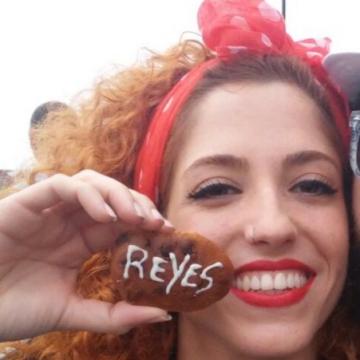 Reyes García, 28, Valencia, Spain