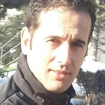 Vedat Akgül, 40, Ankara, Turkey