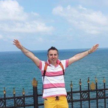 fatih, 36, Istanbul, Turkey