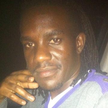 Kiplangat Gideon, 25, Nairobi, Kenya