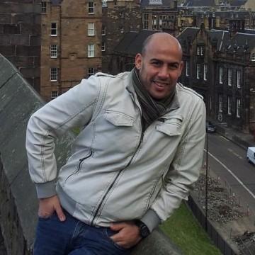 mostafa refaie, 42, Cairo, Egypt