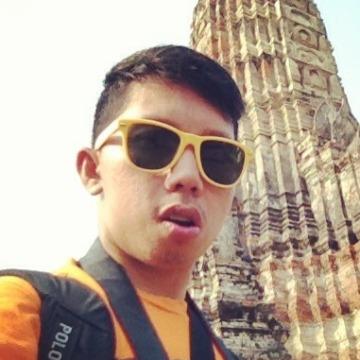 R-Yell, 29, Bandung, Indonesia