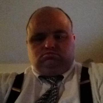 Dan Woodson, 42, Madison, United States