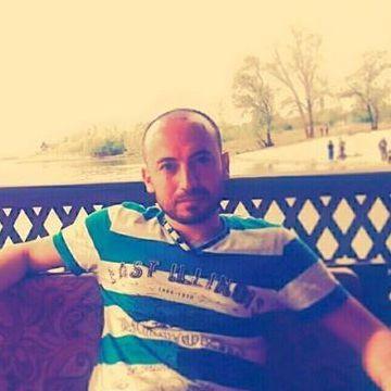 Adem Yildiz, 28, Istanbul, Turkey